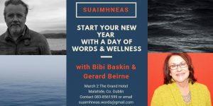 Suaimhneas – a Day of Words & Wellness